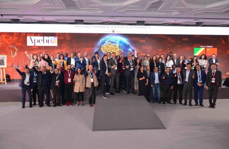 Participation de NTBF à la  4ème édition du forum AFRICA IT EXPO à Rabat au Maroc